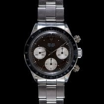 Rolex 6240 Steel 1965 Daytona pre-owned