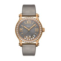 Chopard Happy Sport 274808-5014 New Rose gold 36mm Automatic
