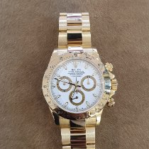 Rolex Daytona 116528 Very good Yellow gold 40mm Automatic