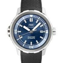 IWC Aquatimer Automatic Acél 42mm Kék Számjegyek nélkül