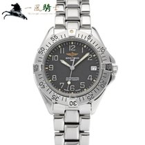 Breitling Colt Automatic Acero 38mm Negro