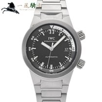 IWC Aquatimer Automatic Steel 42mm Black