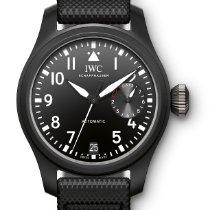 IWC Big Pilot Top Gun nuevo 2019 Automático Reloj con estuche y documentos originales IW502001