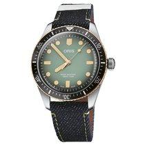 Oris Divers Sixty Five 01 733 7707 4337-Set new