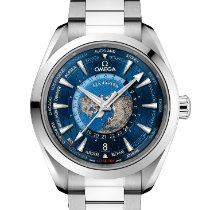Omega Seamaster Aqua Terra Acero 43mm Azul