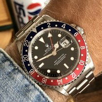 Rolex GMT-Master Stahl 40mm