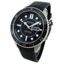 Bremont Supermarine pre-owned 45mm Black Date Month Rubber