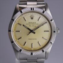Rolex Air King Precision 14010 1996 pre-owned