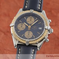 Breitling Chronomat Acero y oro 39mm Azul