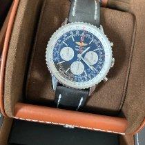 Breitling Navitimer 01 nouveau 2020 Remontage automatique Chronographe Montre avec coffret d'origine et papiers d'origine AB0120