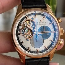 Zenith Or rose 42mm Remontage automatique 18.2040.4061 occasion