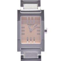 Hermès Tandem Steel 18mm