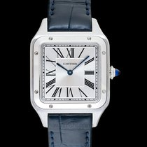 Cartier Santos Dumont Steel 3827.5mm Silver United States of America, California, Burlingame
