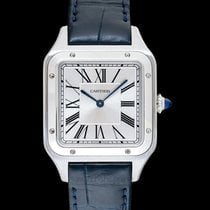Cartier Santos Dumont Steel 27.5mm Silver United States of America, California, Burlingame