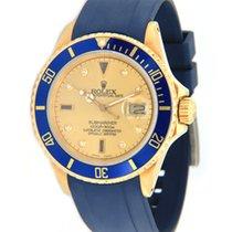 Rolex Submariner Date Or jaune 40mm Or
