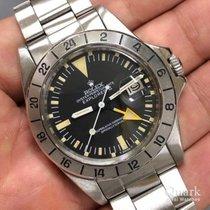 Rolex Explorer II Stahl 40mm Schwarz