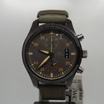 IWC Pilot Chronograph Top Gun Miramar new 2017 Automatic Chronograph Watch with original box and original papers IW388002
