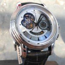 Zenith El Primero Chronomaster neu 2020 Automatik Chronograph Uhr mit Original-Box und Original-Papieren 03.1260.4039/01.C505