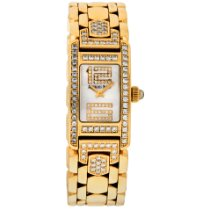 Audemars Piguet Promesse Yellow gold 18mm Mother of pearl Arabic numerals United States of America, New York, Greenvale