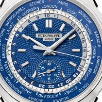 Patek Philippe World Time Chronograph 5930G-010 New White gold 39.5mm Automatic United States of America, New York, New York