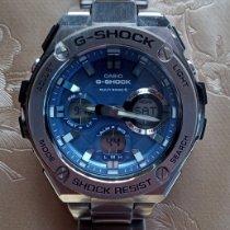 Casio G-Shock Zeljezo 52mm Plav-modar