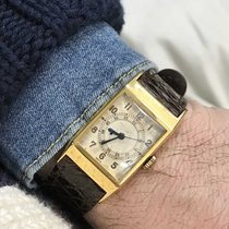 Jaeger-LeCoultre Yellow gold Manual winding pre-owned United States of America, New York, New York