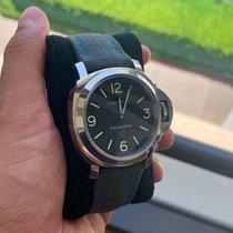 Panerai Luminor Base Logo Steel 44mm Black Arabic numerals United States of America, California, Irvine