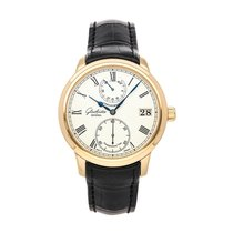 Glashütte Original Senator Chronometer Rose gold 42mm White Roman numerals United States of America, Pennsylvania, Bala Cynwyd