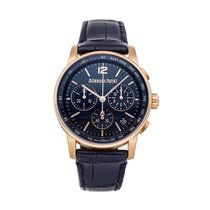 Audemars Piguet Code 11.59 Rose gold 41mm Blue No numerals