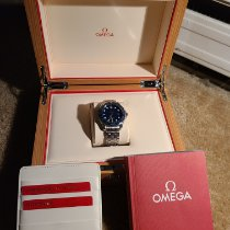 Omega Seamaster Diver 300 M Steel 41mm Blue No numerals United States of America, Connecticut, New Britain