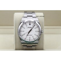 Rolex Oyster Perpetual 39 39mm Alb