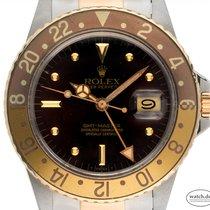 Rolex GMT-Master Gold/Stahl 40mm Braun Deutschland, Stuttgart