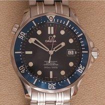 Omega Seamaster Diver 300 M Acero 41mm Azul Sin cifras