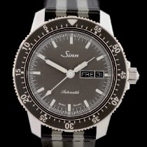 Sinn 104 Steel 41mm Grey No numerals