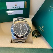 Rolex 126600 Staal 2020 Sea-Dweller 43mm nieuw