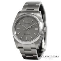 Rolex Oyster Perpetual 36 Staal 36mm Grijs Nederland, Purmerend
