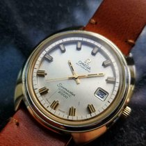 Omega Seamaster Gold/Steel 39mm Silver United States of America, California, Beverly Hills