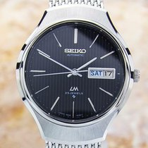 Seiko Steel 36mm Automatic pre-owned United States of America, California, Beverly Hills