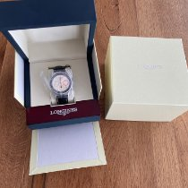 Longines Column-Wheel Chronograph new 2017 Automatic Chronograph Watch with original box and original papers L4.754.4.72.4