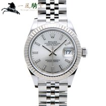 Rolex Lady-Datejust Steel 28mm Silver