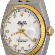 Rolex Datejust Oysterquartz Steel 36mm White Roman numerals United States of America, Texas, Dallas