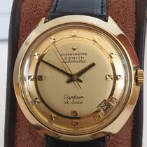 Zenith Captain Chronograph 1960 pre-owned