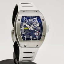 Richard Mille RM 029 Titanium 39mm Transparent Arabic numerals