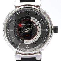 Louis Vuitton Acier 41mm Remontage automatique Q1D30 occasion