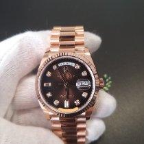 Rolex Day-Date 36 új 2020 Automata Óra eredeti dobozzal és eredeti dokumentumokkal 128235