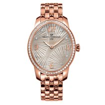 Girard Perregaux Red gold Automatic Mother of pearl 40mm new Cat's Eye