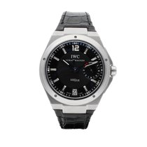 IWC Big Ingenieur Сталь 45,5mm Чёрный