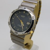 Citizen 3810-451643, CITIZEN, Titanium Quartz New Titanium 36mm Quartz
