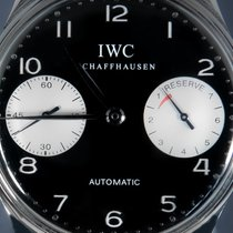 IWC Steel 42mm Automatic IW5000-01 pre-owned