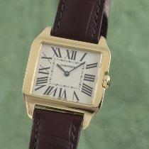 Cartier Santos Dumont Gelbgold 28mm Deutschland, Chemnitz
